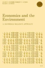 economics-and-the-environment-robert-ayres-1970