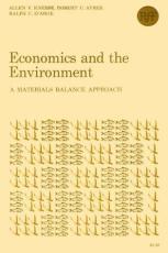 economics-and-the-environment-robert-ayres-1970
