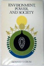 environment-power-and-society-howard-odum-1971