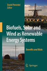 Biofuels, Solar and Wind as Renewable Energy Systems - 2008