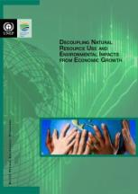 Decoupling Natural Resource use and Environmental Impacts from Economic Growth - UNEP 2011